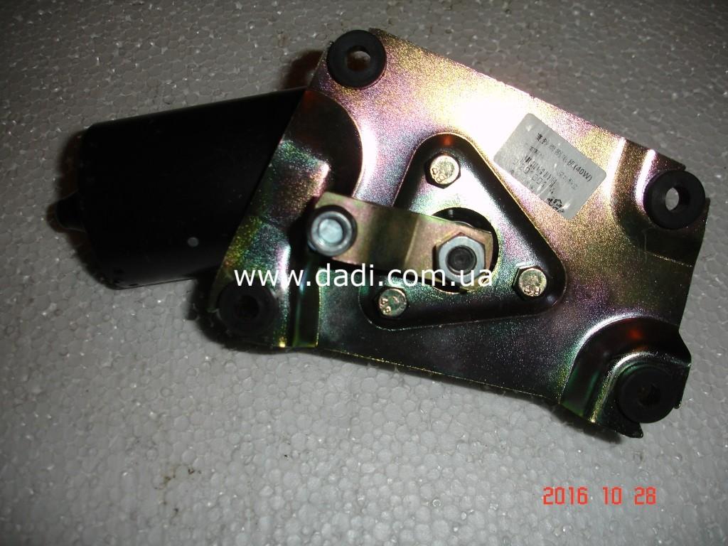 Мотор-редуктор переднього склоочисника DADI/ мотор переднего стеклоочистител-1105