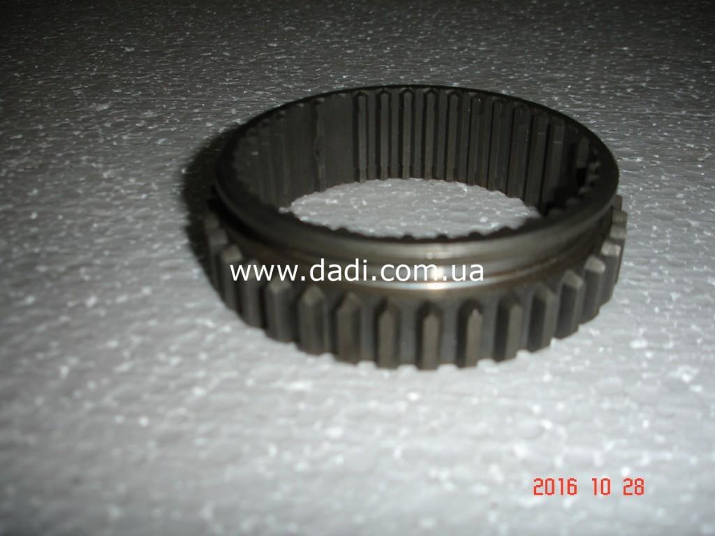 Муфта синхронізатора 1-2 передач/ муфта синхронизатора-1114