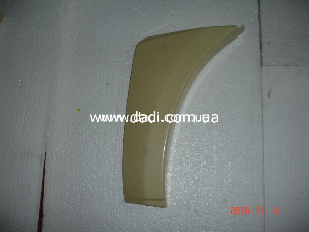Накладка переднього бамперу, ліва Xinkai 6490/ накладка переднего бампера, левая-0