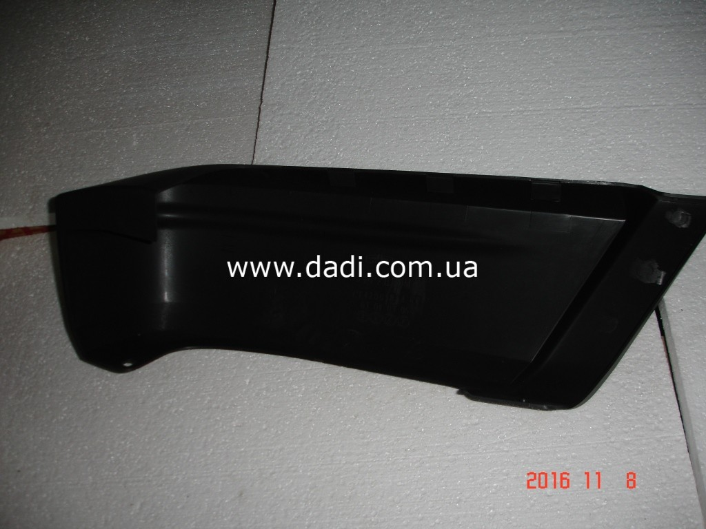 Накладка заднього бамперу, ліва GROZ (BAW) Rocky/ накладка заднего бампера, левая-1162