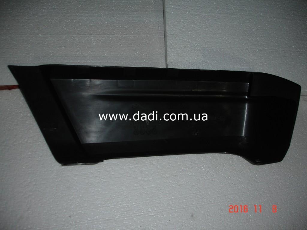 Накладка заднього бамперу, права GROZ (BAW) Rocky/ накладка заднего бампера, правая-1165