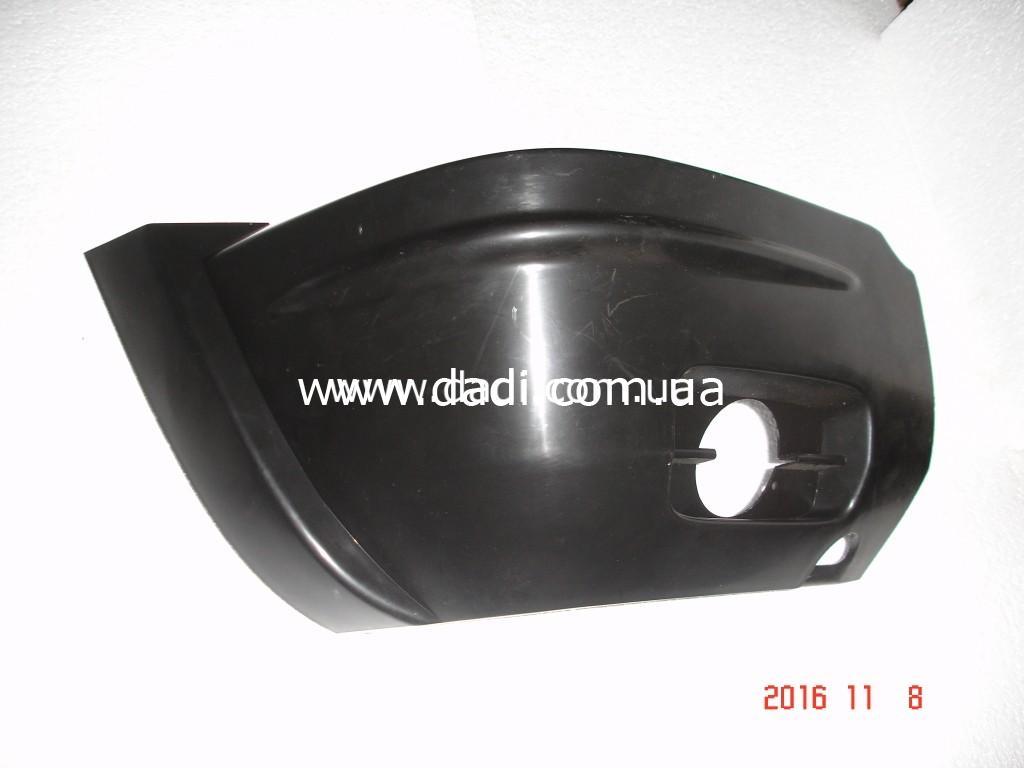Накладка переднього бамперу, права GROZ (BAW) Rocky/ накладка переднего бампера, прав.-0