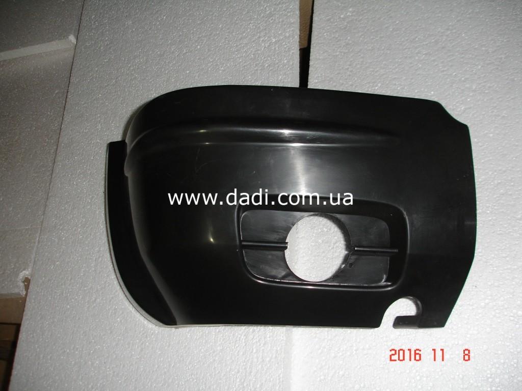 Накладка переднього бамперу, права GROZ (BAW) Rocky/ накладка переднего бампера, прав.-1024