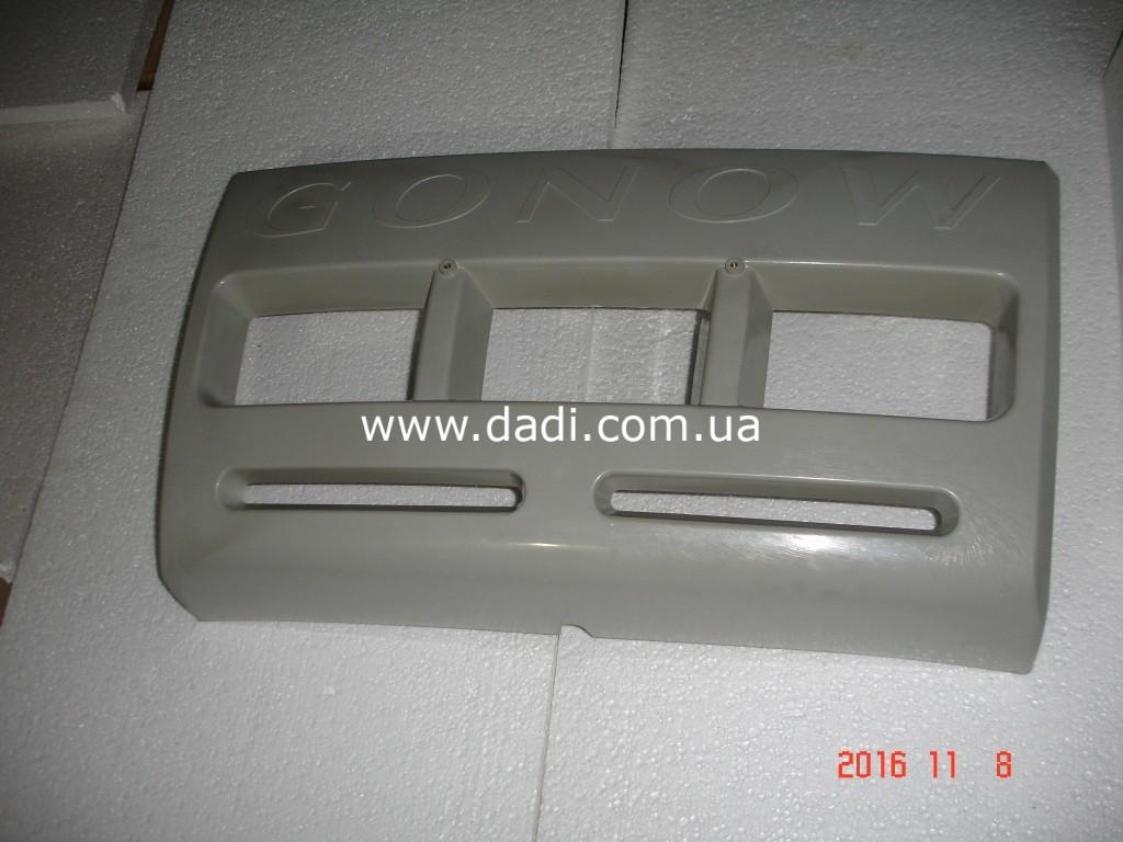 Накладка переднього бамперу BLISS/ накладка переднего бампера-1015