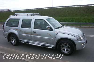 Накладка передніх правих дверей Xinkai 6490/ накладка передней правой двери-1013