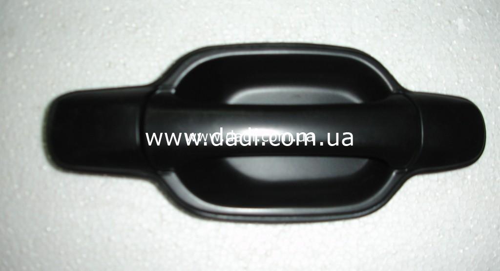 Ручка зовнішня задніх правих дверей DADI Bliss, DADI Shuttle, Gonow Victor/ ручка наружная задней двери, пр-0