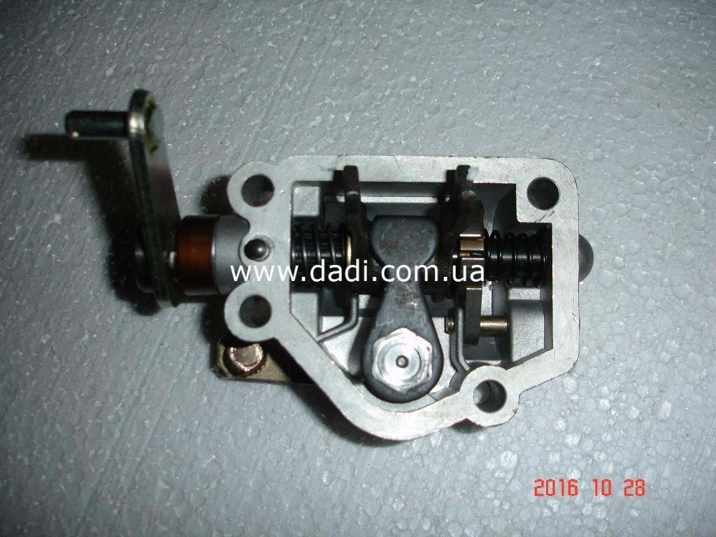Механізм перемикання передач в зборі Wuling 1,051(5M/T)/ механизм переключения передач в сборе-1089