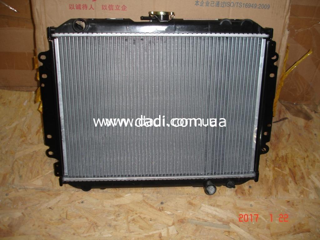 Радіатор охолодження двигуна DADI 2,4i; 2,8d/ радиатор охлаждения-0