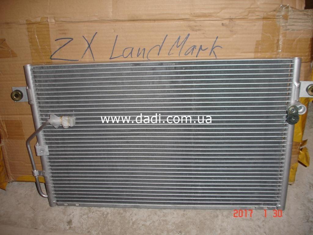 Радіатор кондиціонеру ZX Land Mark GY002/ радиатор кондиционера-0
