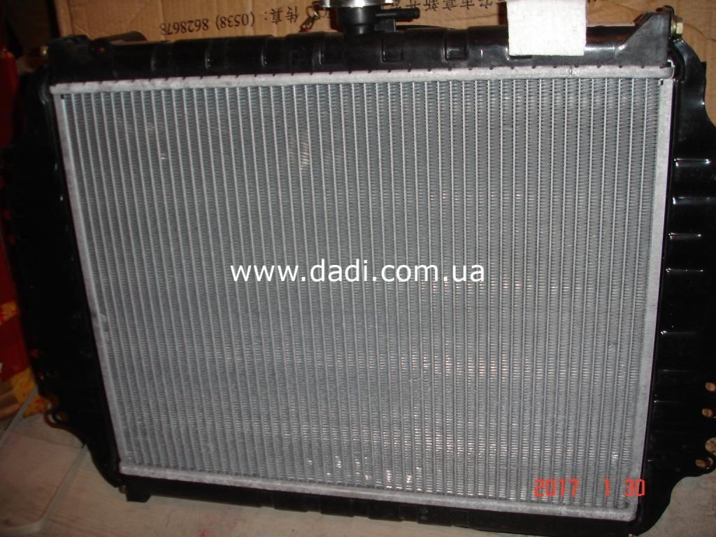 Радіатор охолодження двигуна 2,2i(491Q-ME)/ радиатор охлаждения-0