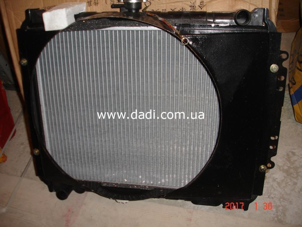 Радіатор охолодження двигуна 2,2i(491Q-ME)/ радиатор охлаждения-1379
