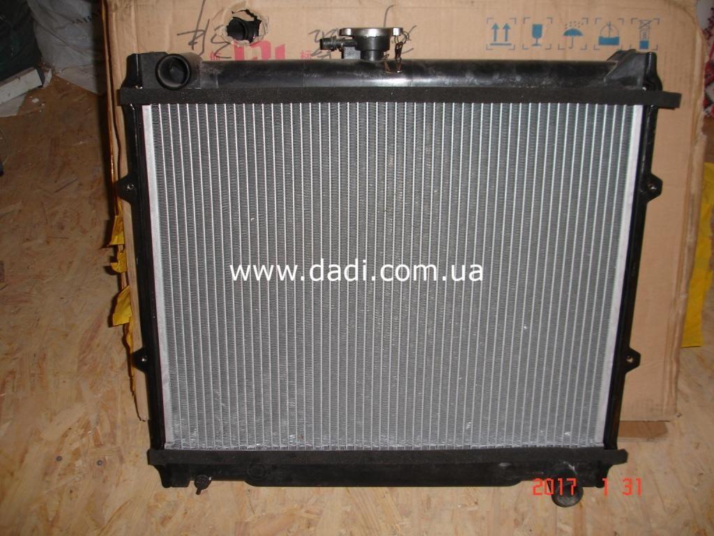 Радіатор охолодження двигуна ZX Land Mark MT/ радиатор охлаждения-0