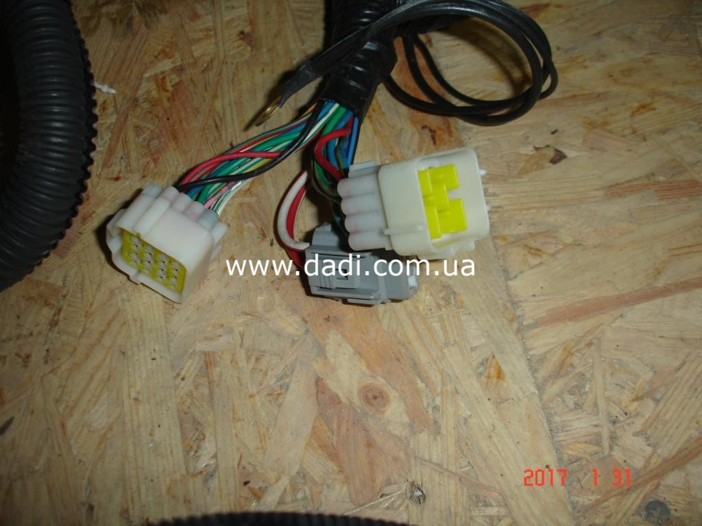 Дроти рами BAW Track/ проводка рамы-1353