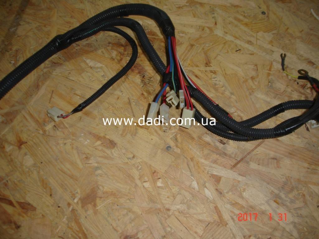 Дроти рами BAW Track/ проводка рамы-1355