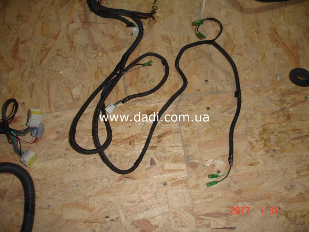 Дроти рами BAW Track/ проводка рамы-1356