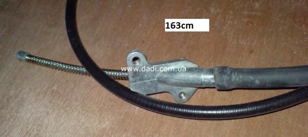 Трос ручних гальм, пр. (6491Е) / трос ручного тормоза/ трос ручника-1591