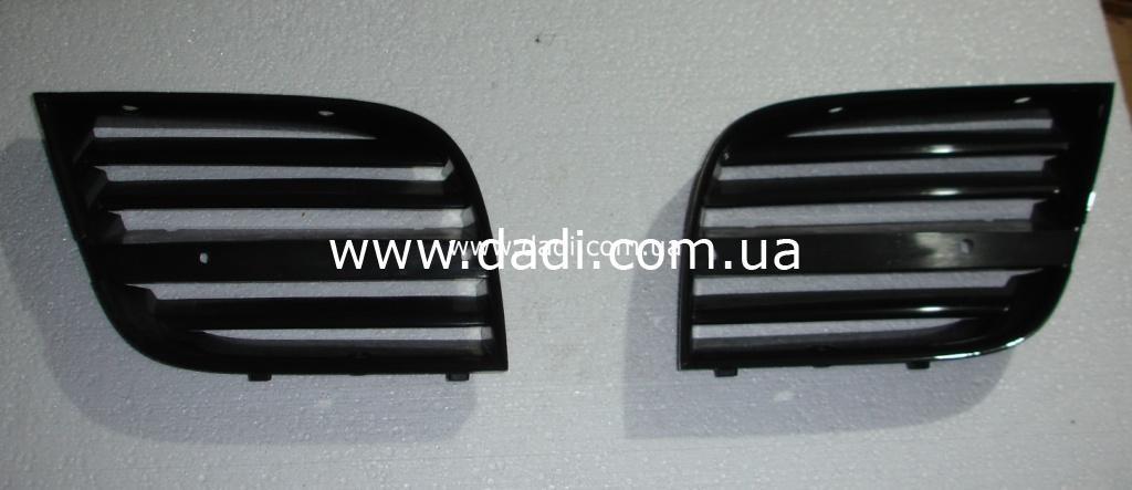 Решітка радіатору, права Polarsun/ решетка радиатора пр.-0