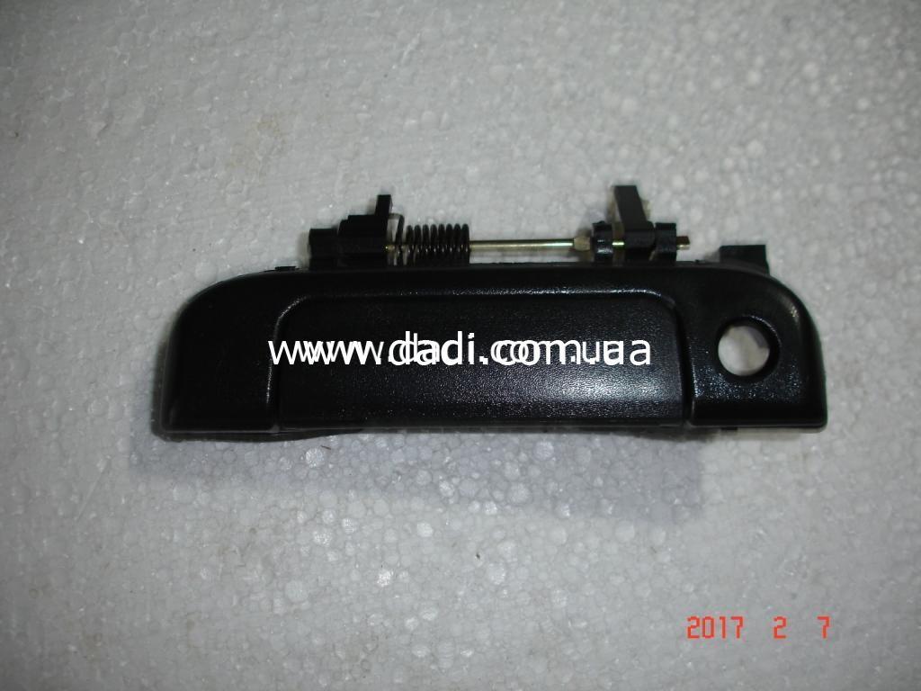 Ручка зовнішня лівих дверей Polarsun/ ручка наружная левой двери-0