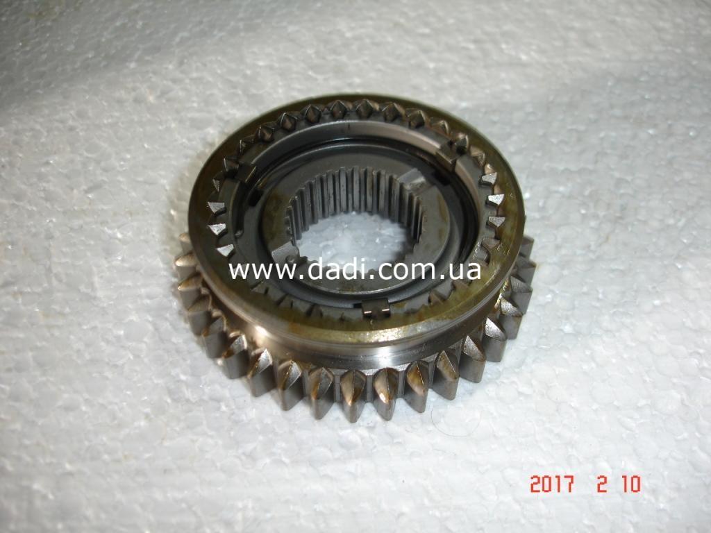 Синхронізатор 1-2 передачі в зборі Wuling 6376C/ синхронизатор 1-2 передач в сборе-0
