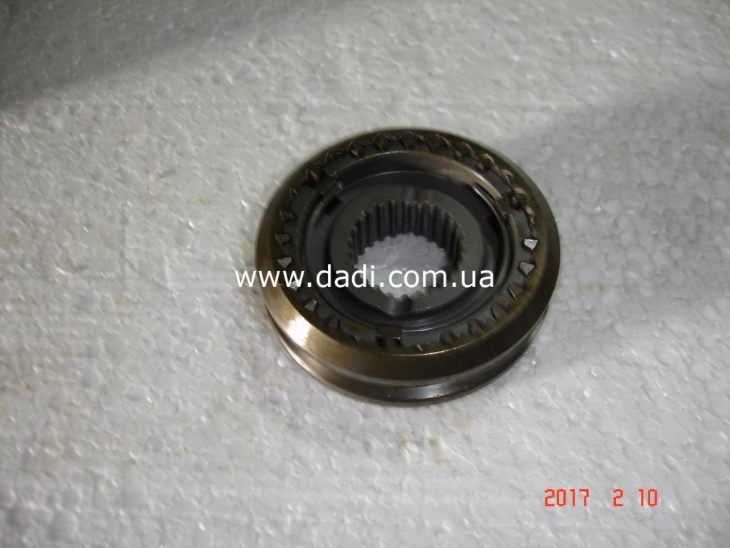 Синхронізатор 3-4 передачі в зборі Wuling 6376C/ синхронизатор 3-4 передач в сборе-0