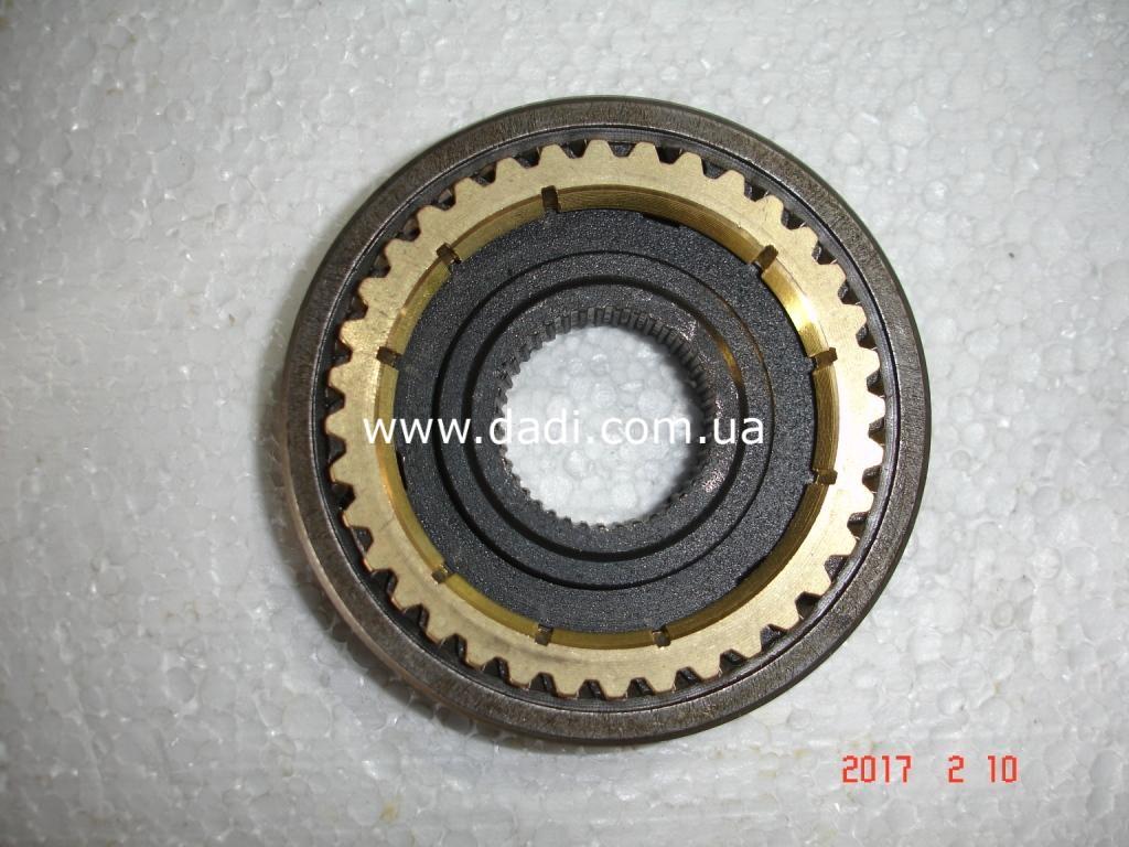 Синхронізатор 3-4 передачі в зборі Polarsun/ синхронизатор 3-4 передач в сборе-0