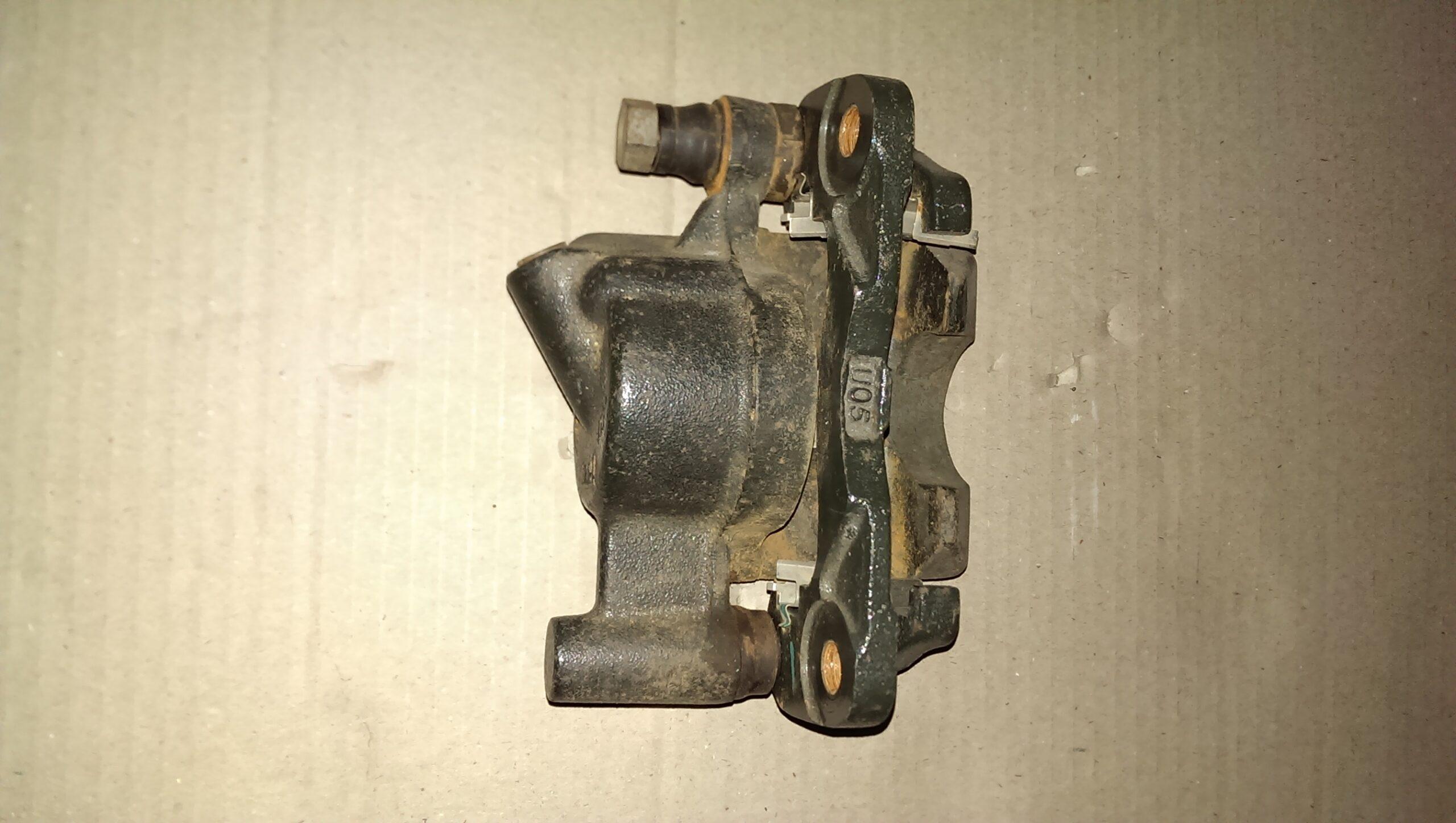 Супорт гальмівний передній лівий Wuling/ суппорт тормозной передний левый-1422
