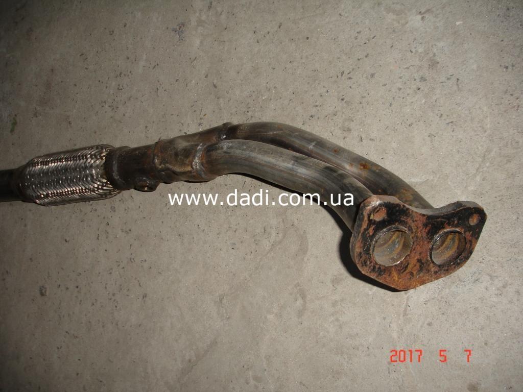 Труба приймальна 2,2i (491Q)/ приемная труба выхлопной системы-1627