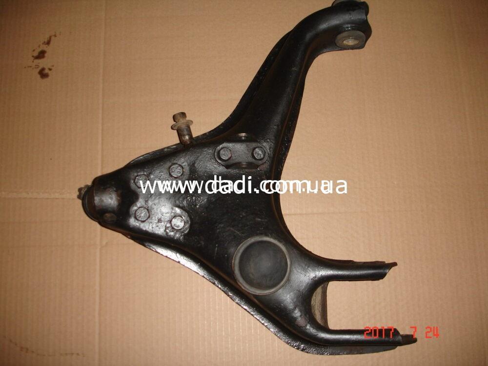 Важіль підвіски нижній лівий Tianma 4WD/ рычаг подвески нижний, лв. GROZ 4WD (БУ)-0