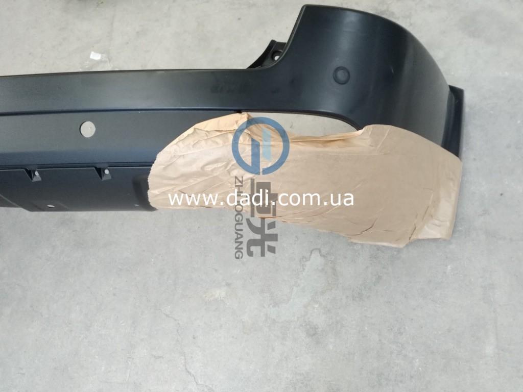 Бампер задній Gw Hover H3 New/ бампер задний-1833