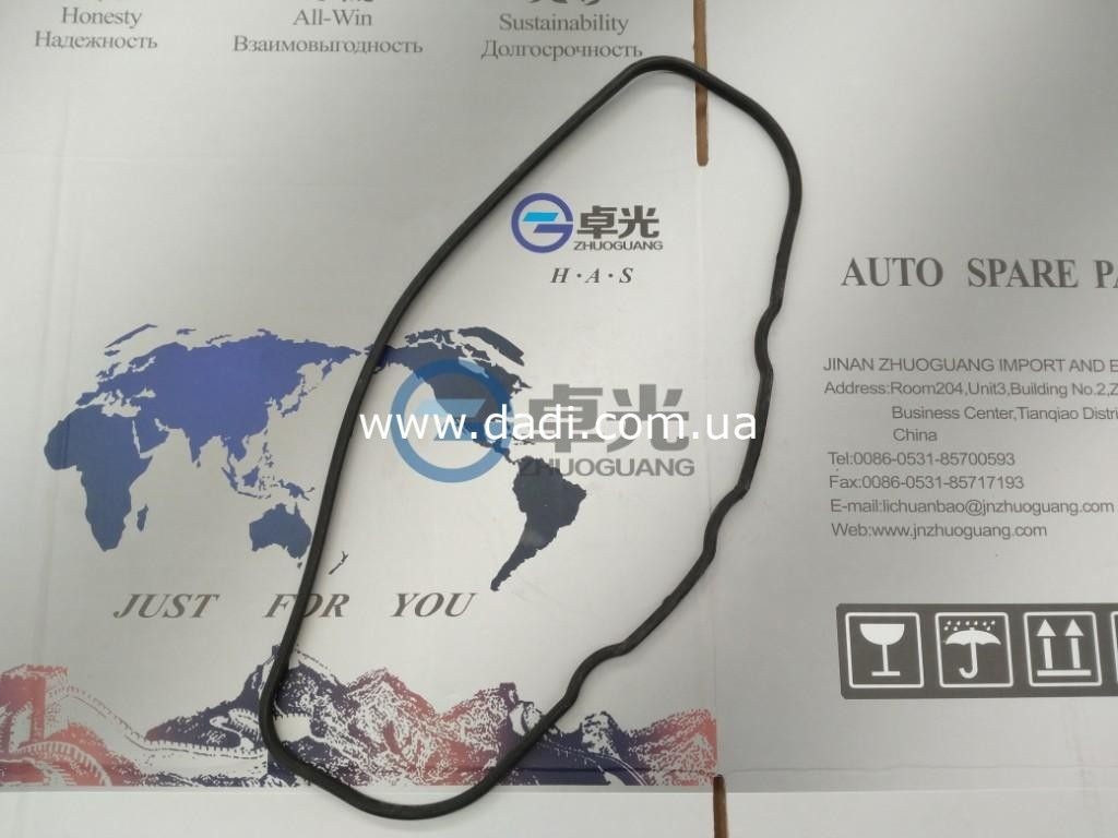Прокладка кришки клапанів 2,2i (491Q)/ Прокладка крышки клапанов-2006