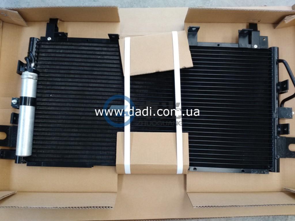 Радіатор кондиціонеру Gw Hover H5 Дизель/ радиатор кондиционера-0