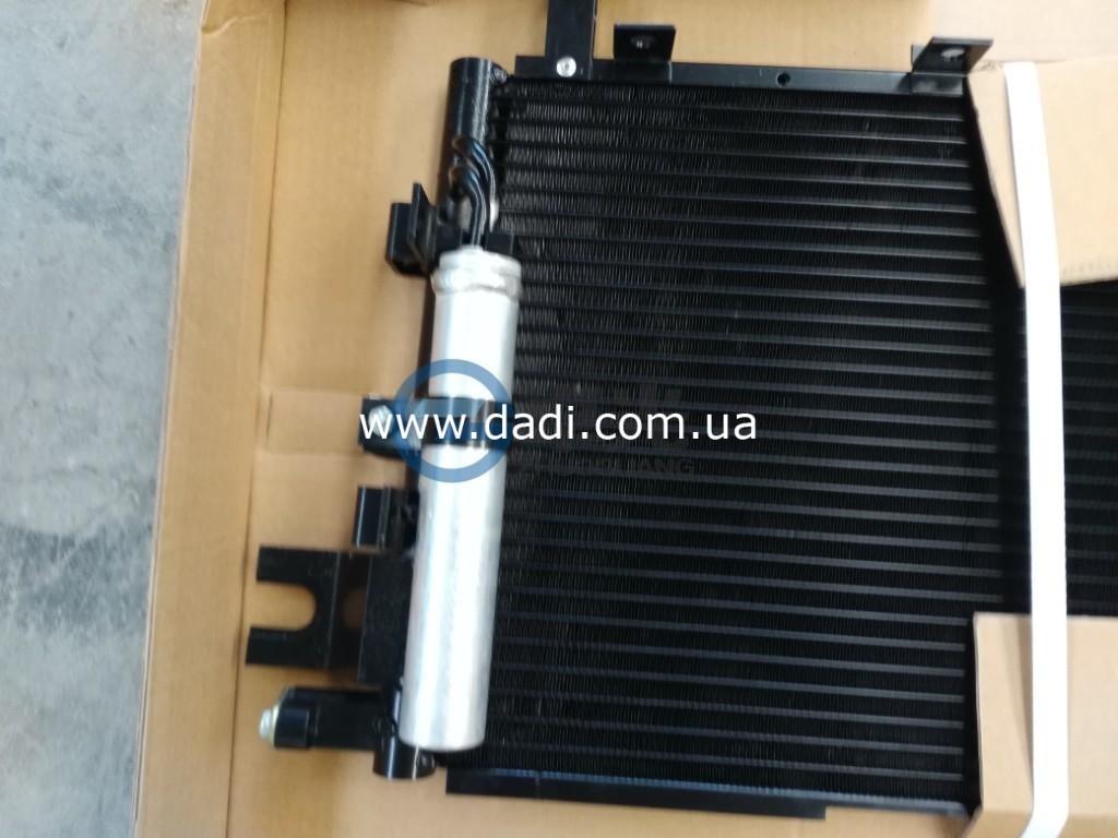 Радіатор кондиціонеру Gw Hover H5 Дизель/ радиатор кондиционера-2008