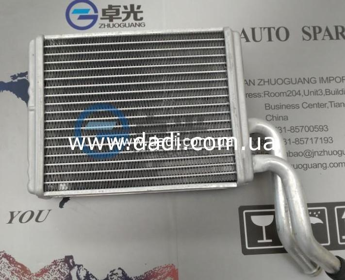 Радіатор переднього обігрівача Gw Hover/ радиатор печки-0