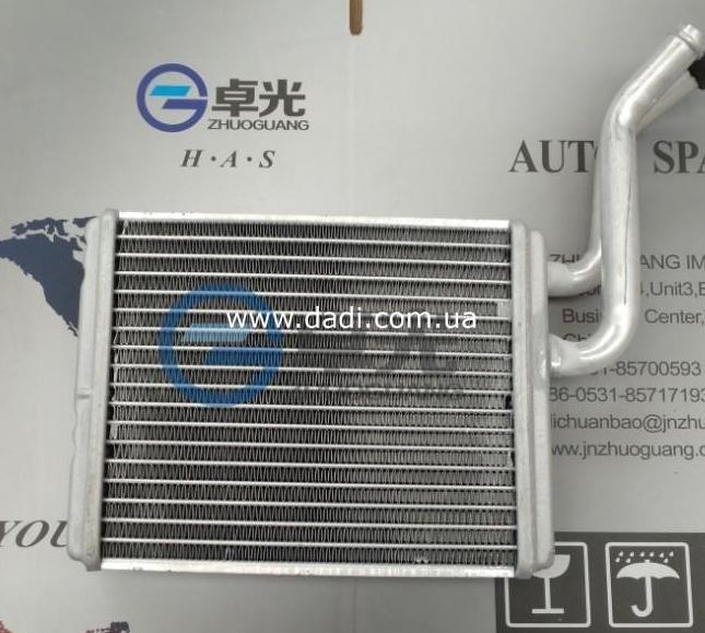 Радіатор переднього обігрівача Gw Hover/ радиатор печки-2011