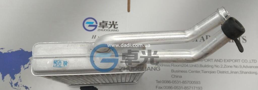 Радіатор переднього обігрівача Gw Hover/ радиатор печки-2012