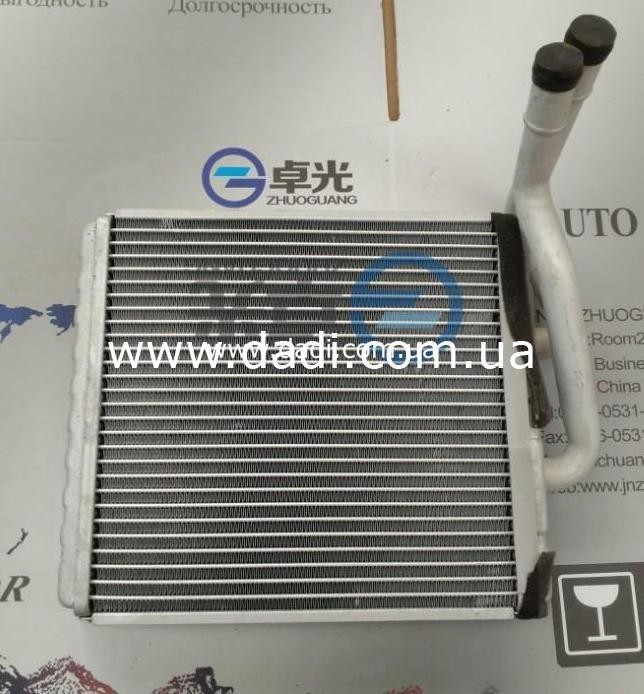 Радіатор переднього обігрівача Gw Wingle 3,5/ радиатор печки-0