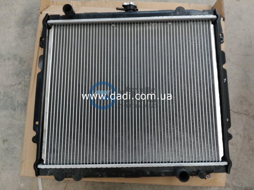 Радіатор охолодження двигуна Gw Sailor 2,8D/ радиатор охлаждения-0