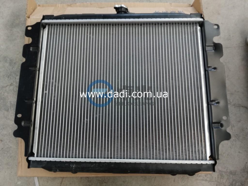 Радіатор охолодження двигуна Gw Sailor 2,8D/ радиатор охлаждения-2024