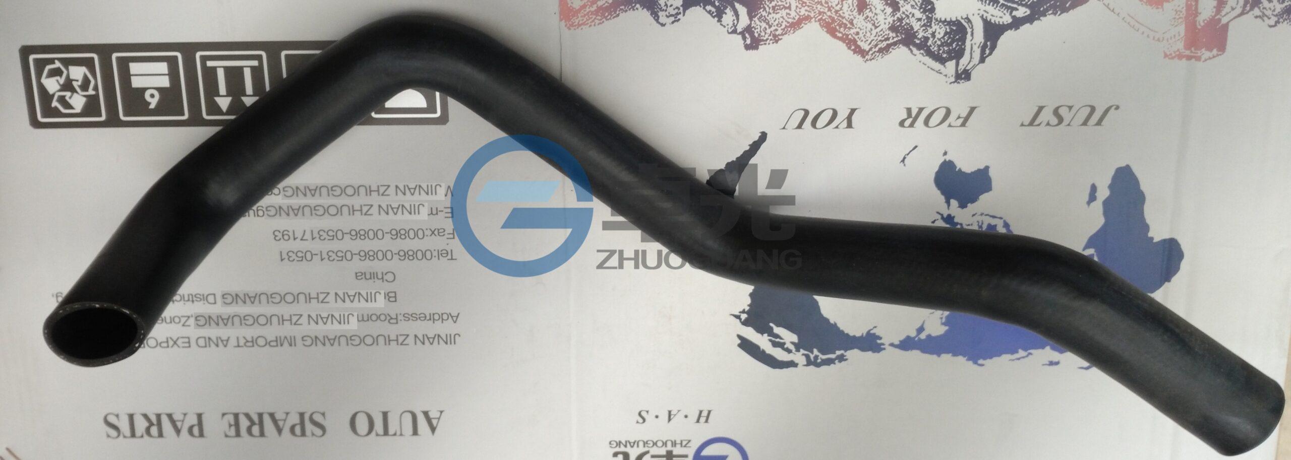 Патрубок радиатору нижній (відвідний) Gw Hover/ патрубок радиатора нижний-2084