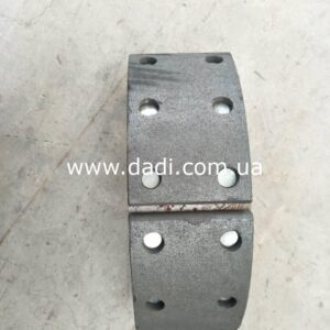 Колодки гальмівні задні BAW BJ1065 (к-кт 2шт)/ колодки тормозные задние-0