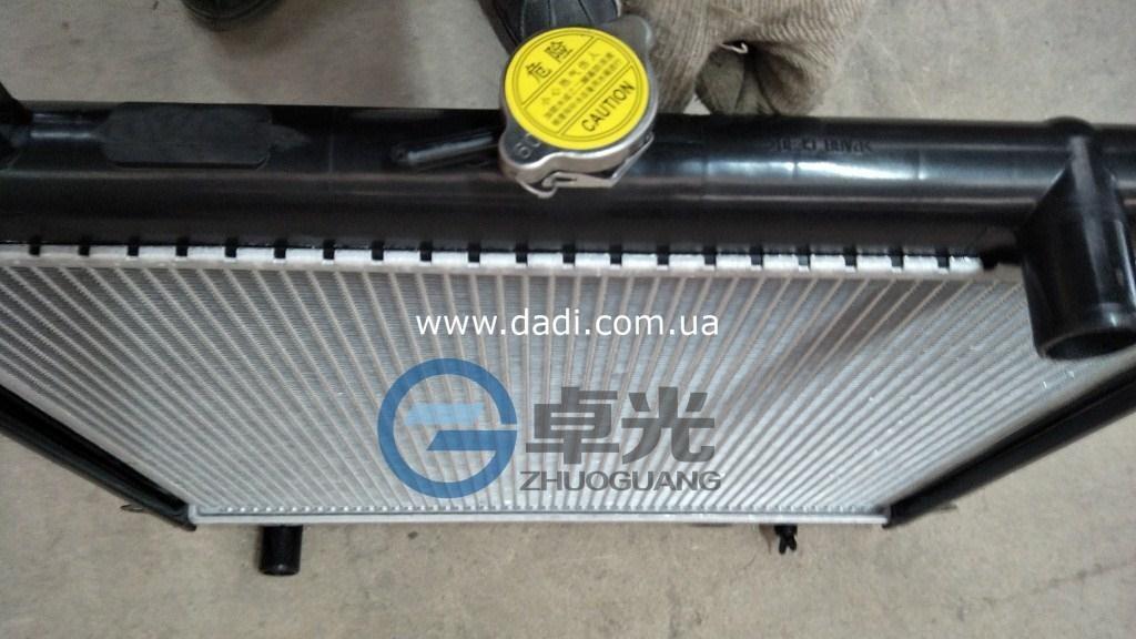 Радіатор охолодження двигуна (491Q)/ радиатор охлаждения-2286