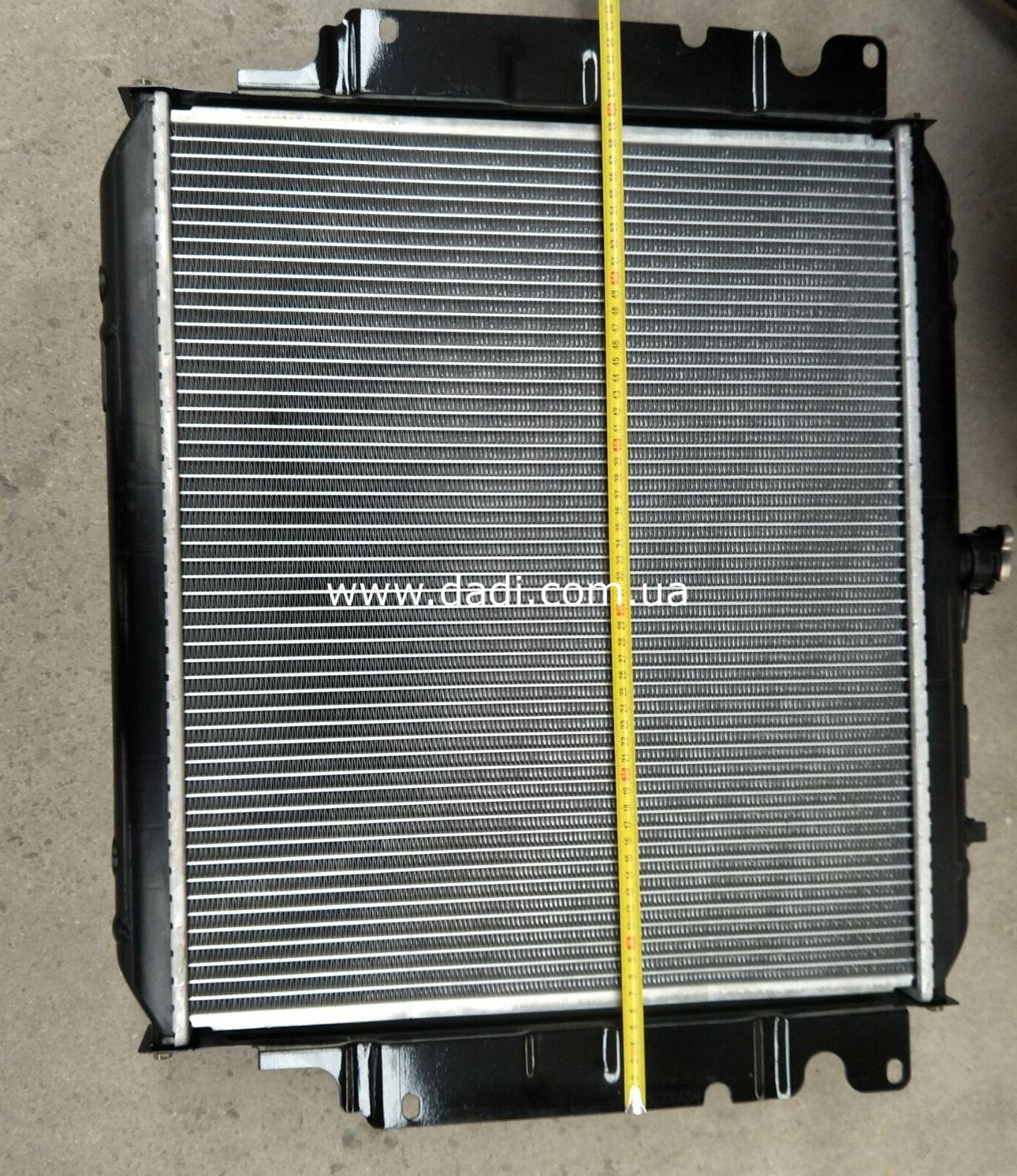 Радіатор охолодження двигуна (491Q)/ радиатор охлаждения-2289