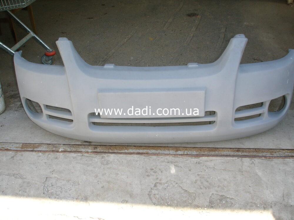 Бампер передній ZX Cruiser/ бампер передний -2314