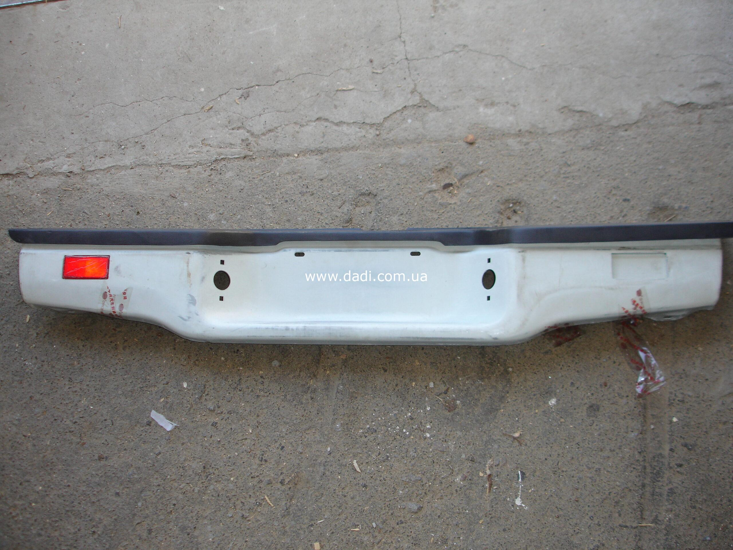 Бампер задній ZX Аdmiral/ бампер задний -0