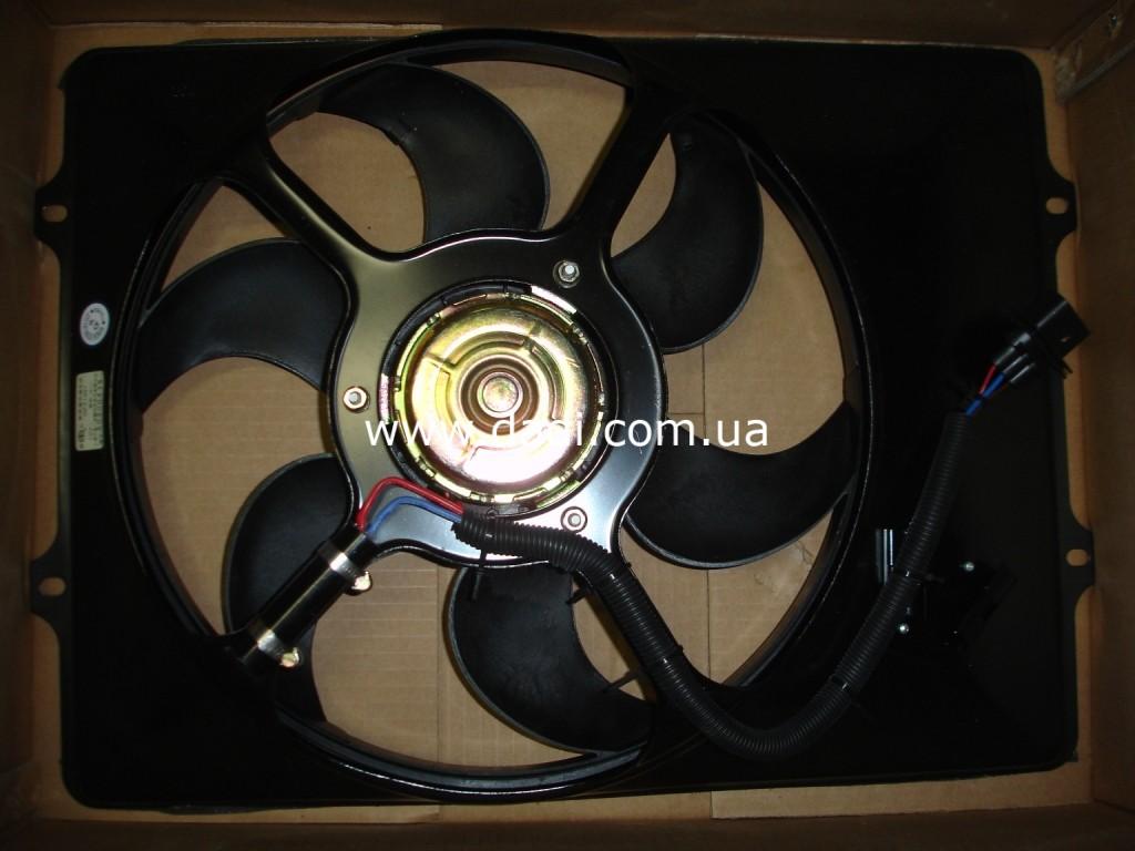 Вентилятор охолодження двигуна, электричний ZX; Great Wall / вентилятор охлаждения двигателя, электрический-0