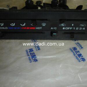 Панель керування обігрівачем ZX pickup/ блок управления отопителем (печкой) pickup-2507