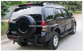 Двері багажного відділення DADI/ дверь багажника/ задня ляда-0